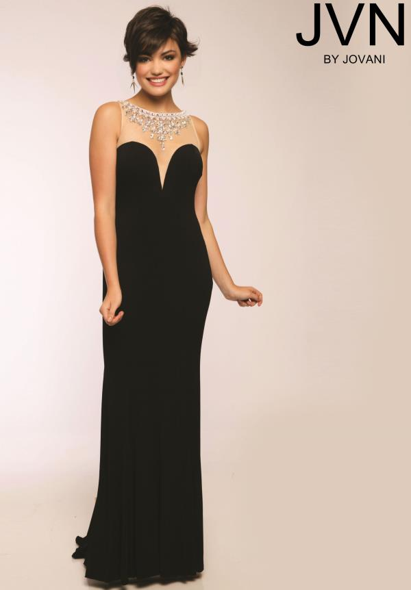 JVN by Jovani Sexy Back Prom Dress JVN21768