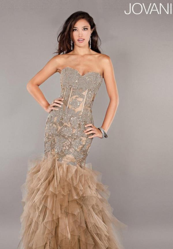 Jovani Dress 1267 | PeachesBoutique.com