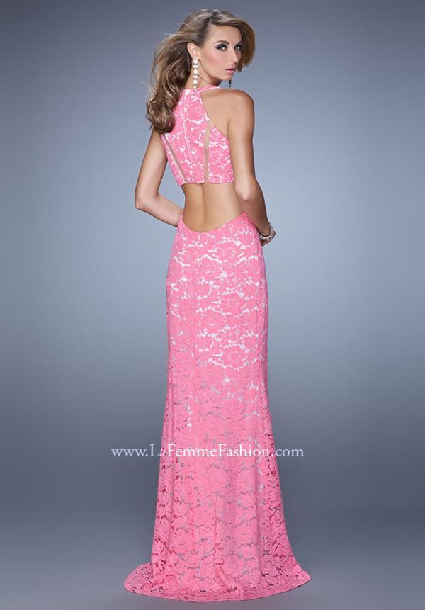 La Femme Dress 21314   PeachesBoutique.com