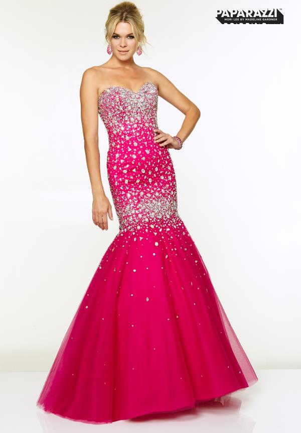 Mori Lee Mermaid Dress 97040