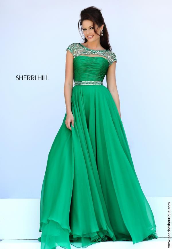 Sherri Hill Dress 11181 | PeachesBoutique.com