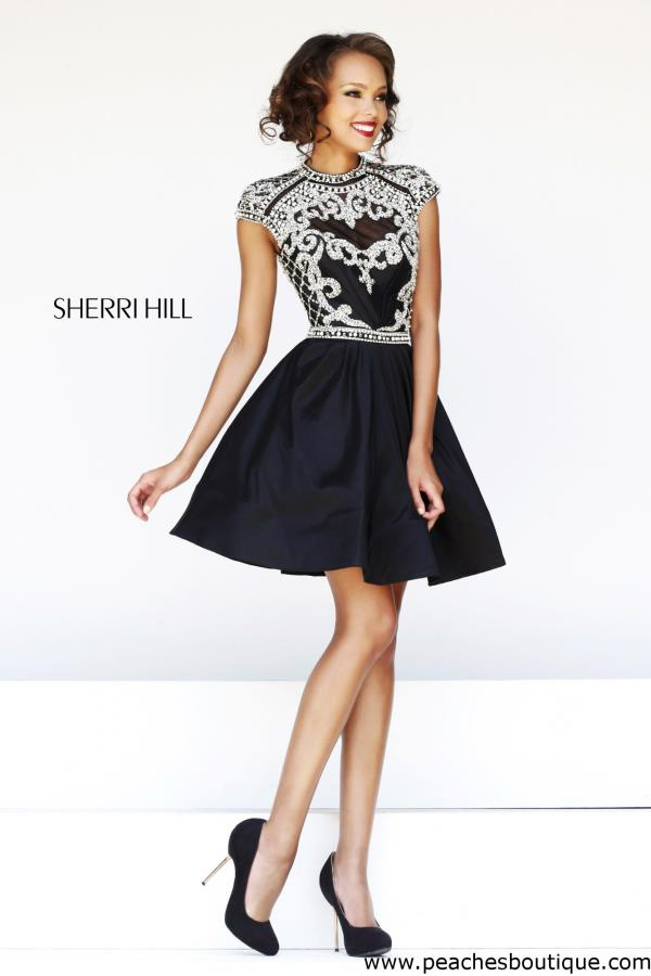 Sherri Hill Party Dress 4300