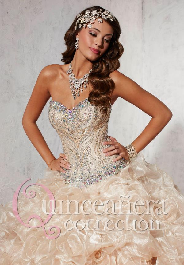 Tiffany Quince Fitted Top Dress 26774