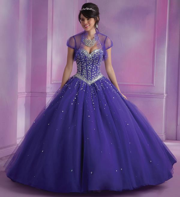Vizcaya Quinceanera Sweetheart Dress 89012