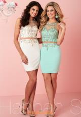 Ivory and Mint