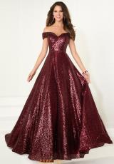 806ec0bebbcf Tiffany Full Figured Sequins Dress 16303. Wine; Wine; Wine