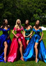 Royal Blue, Fuchsia, Green, Royal Blue