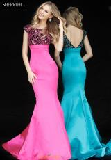 Black/Fuchsia and Black/Turquoise