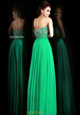 Sherri Hill Sweetheart Neckline Prom Dress 8545. Royal; Emerald; Turquoise