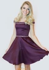 e8ec2c220663 Mori Lee Sticks & Stones Short A Line Dress 9474. Blush; Blush; Blush; Wine
