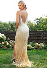 00208fb6b4a0 Primavera Long Fringe Dress 3031. Black; Black; Black; Black; Ivory; Ivory;  Ivory; Nude Gold; Nude Gold; Nude Gold ...