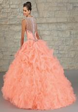 Two Straps Vizcaya Quinceanera Dress 89023