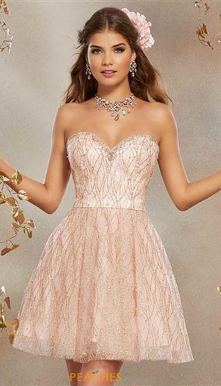 Rose Gold Prom Dresses Rose Gold Homecoming Dresses