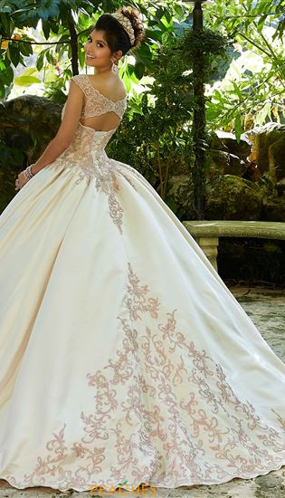 Ball Gowns And Quinceanera Dresses Peaches Boutique