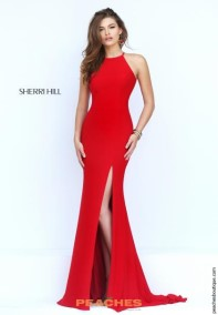 Red Prom Dresses - Peaches Boutique