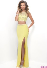 Yellow Prom Dresses Peaches Boutique 84