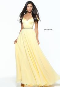 Yellow Prom Dresses Peaches Boutique 12