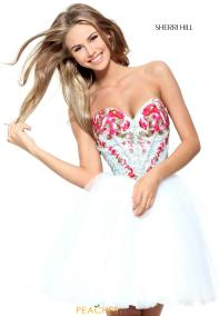Sherri Hill Short 50983