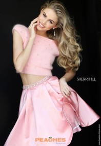 Sherri Hill Short 50554