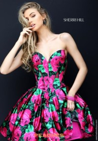 Sherri Hill Short 50579