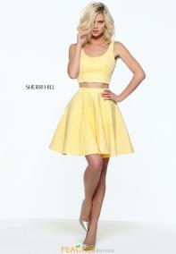 Sherri Hill Short S51072