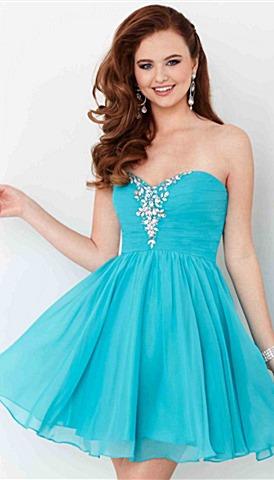 A Line Prom Dresses Peaches Boutique