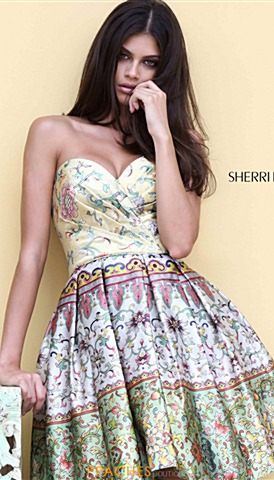 Sherri Hill Short 50796
