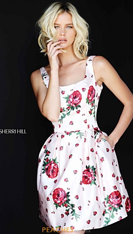 Sherri Hill Short 50989
