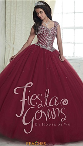 Tiffany Quinceanera 56312