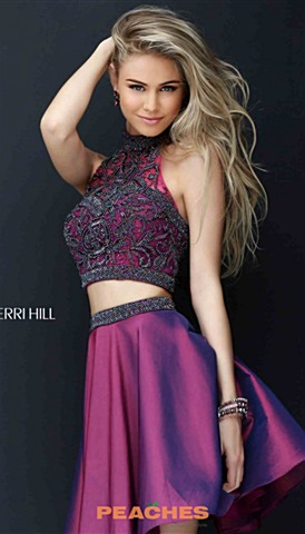Sherri Hill Short 50524