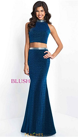 Blue Homecoming Dresses | Peaches Boutique