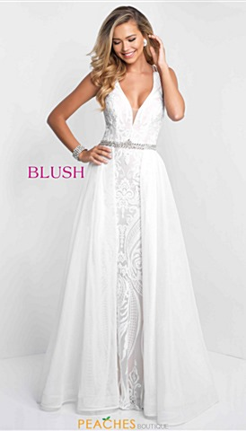 Blush Homecoming Dresses | Peaches Boutique
