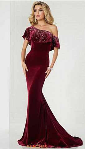 Evening Gowns Peaches Boutique