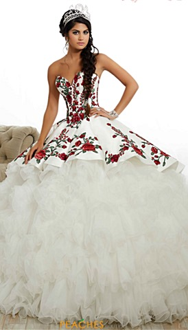 Tiffany Quinceanera 26892