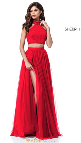 Red Homecoming Dresses | Peaches Boutique