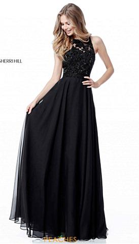 Black Dresses for Prom