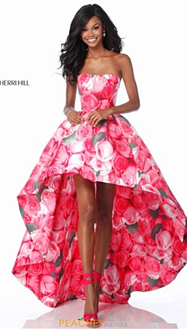 Strapless Prom Dresses | Peaches Boutique
