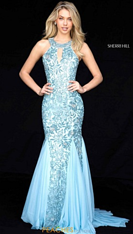 Sherri Hill Homecoming Dresses | Peaches Boutique