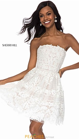 Sherri Hill Short 51668