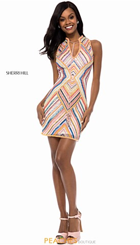 Sherri Hill Short 51732