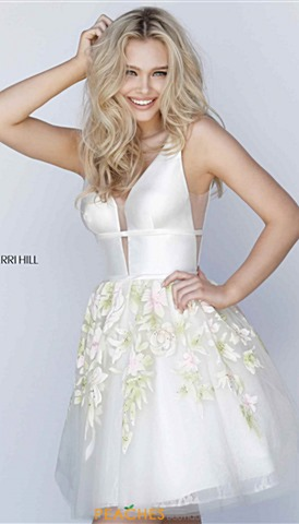 Sherri Hill Short 51879