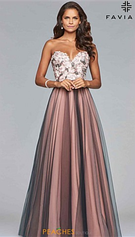 12606da88b183 Faviana Prom Dresses