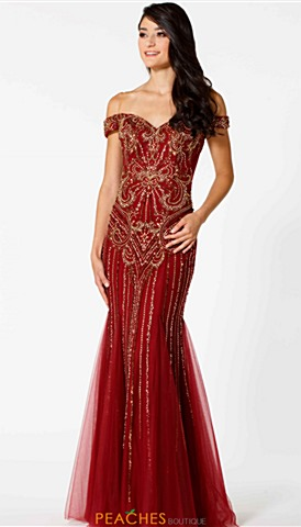 Designer Dresses and Gowns for Prom | Peaches Boutique