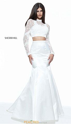 Sherri Hill Homecoming Dresses   Peaches Boutique
