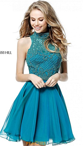 Sherri Hill Short 51276