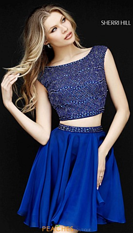 Sherri Hill Short 51298