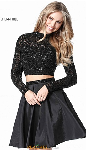 Sherri Hill Short 51301