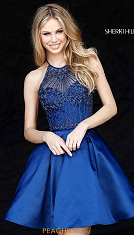 Sherri Hill Short 51399