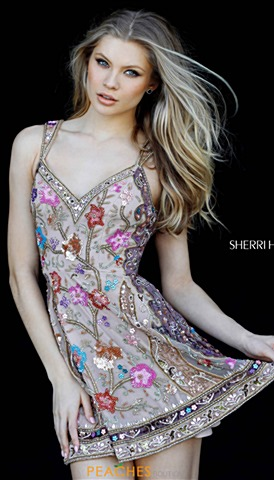Sherri Hill Short 51489