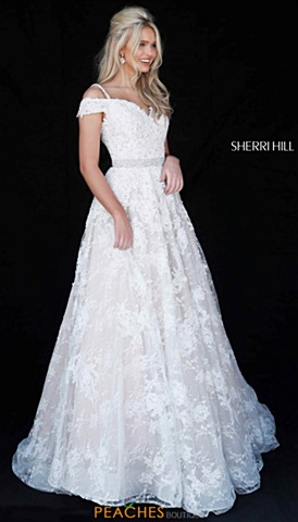 Bridal Reception Gown